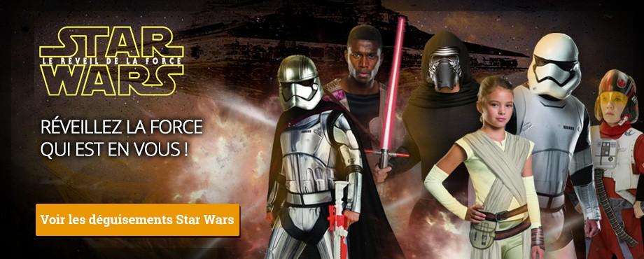 Déguisements Star Wars