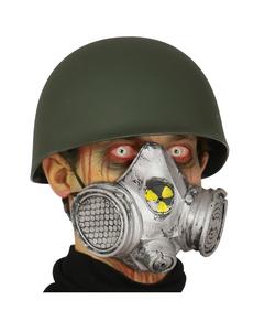Masque à gaz nucléaire