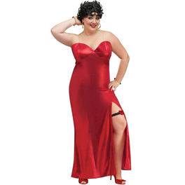 Costume Betty Boop femme grande taille