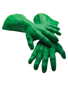 Gants Hulk Marvel adulte