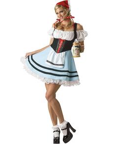 Costume de Tyrolienne Gretel Élite